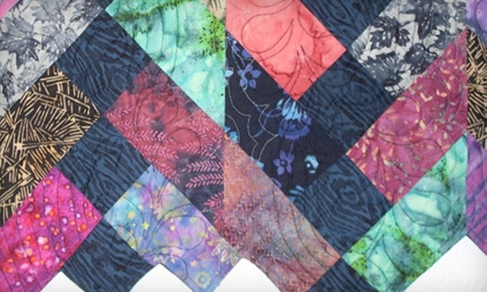 Berry Patch Fabrics - Overton South: $25 for $50 Worth of Merchandise or Classes at Berry Patch Fabrics