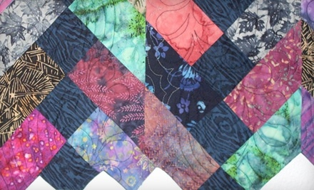 $50 Groupon to Berry Patch Fabrics - Berry Patch Fabrics in Fort Worth