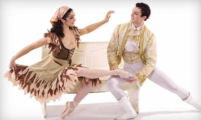 "Columbia City Ballet - Yamacraw Village: $18 for One Orchestra Seat Ticket to Columbia City Ballet's ""Cinderella"" at the Savannah Civic Center ($37.50 Value)"