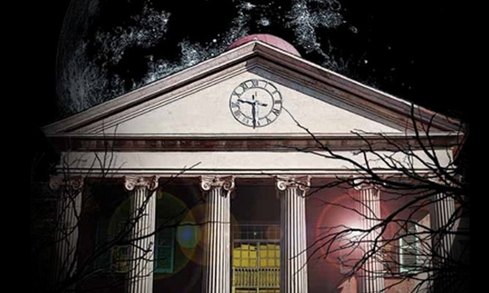 Walks in History, LLC - Downtown: Haunted Charleston Ghost Tours for Two from Walks in History, LLC