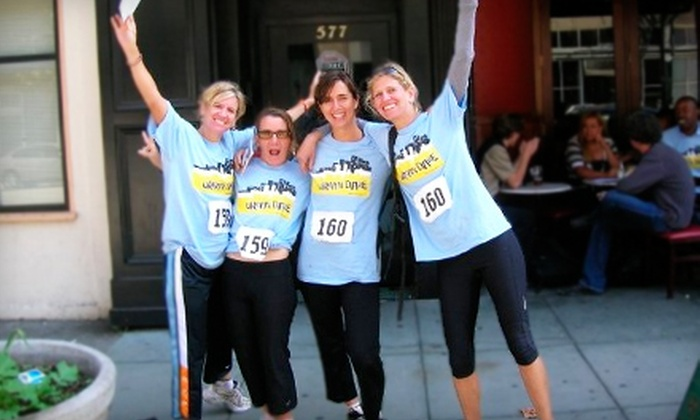 Urban Dare Adventure Race - Downtown: $45 for One Team Entry to the Urban Dare San Antonio Adventure Race on Saturday, October 8 (Up to $90 Value)