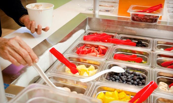 FrozziYo - East Pasadena,Mid Central: $5 Worth of Frozen Yogurt
