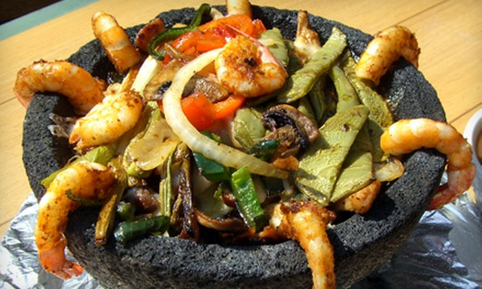 Campo Azul Bar & Grill - Four Corners: Authentic Mexican Meal with Appetizers and Entrees for Two or Four at Campo Azul Bar & Grill in Round Rock (Up to 53% Off)