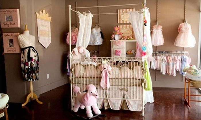 Bambinos Boutique - Uptown Broadway: $15 for $30 Worth of Children's and Maternity Clothing and Gifts at Bambinos Boutique