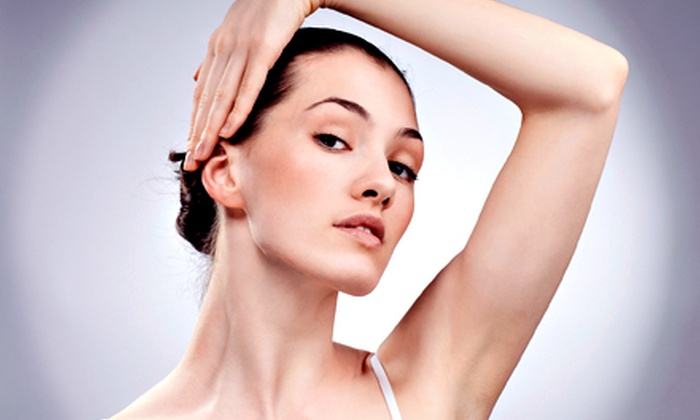 SpafitRx - Syosset: Three or Six Laser Hair-Removal Treatments on a Small, Medium, or Large Area at SpafitRx (Up to 84% Off)