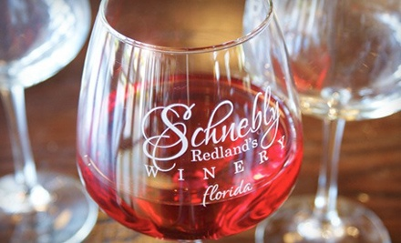 $50 Groupon to Schnebly Redland's Winery - Schnebly Redland's Winery in