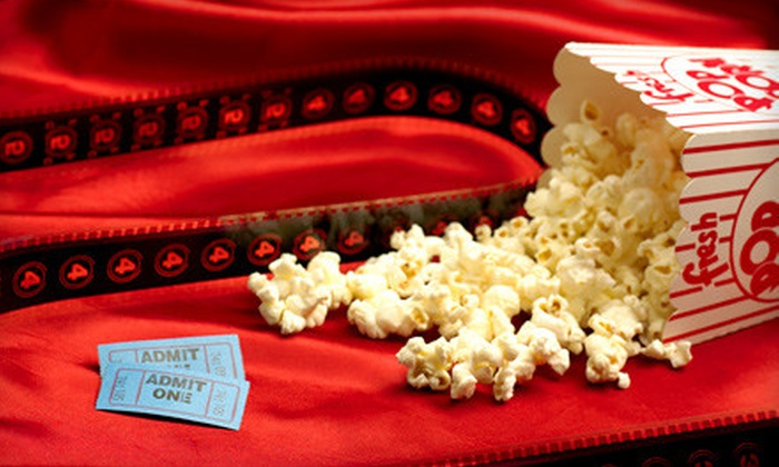 UltraStar Cinemas - Multiple Locations: $15 for a Movie Outing for Two with a Large Popcorn with Refill at UltraStar Cinemas (Up to $33.50 Value)