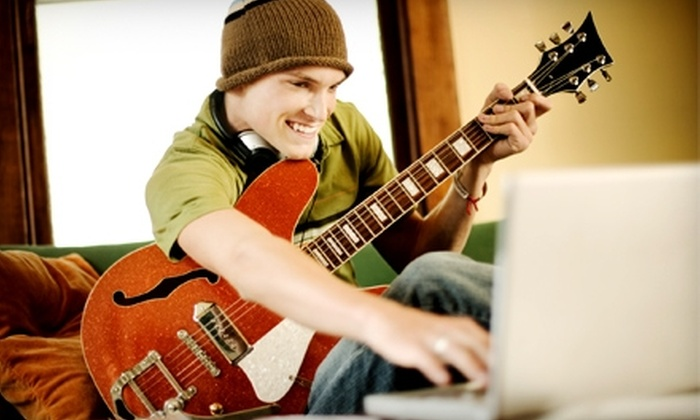 JamPlay: $10 for One-Month Guitar-Lesson Membership from JamPlay ($19.95 Value)