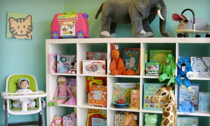 Princess and the Pea - Crestwood: $25 for $50 Worth of Toys, Clothing, and Children's Wares at Princess and the Pea