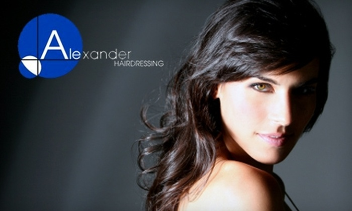 Alexander Hairdressing - College Park: $40 for $100 Worth of Salon Services, or $149 for a Keratin Complex Smoothing Treatment (Up To $600 Value) at Alexander Hairdressing