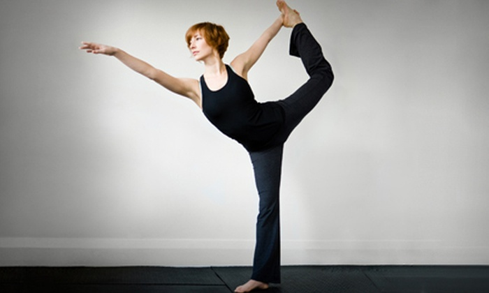Destin Hot Yoga - Chateau la Mer: $30 for One Month of Unlimited Hot-Yoga Classes at Destin Hot Yoga ($155 Value)