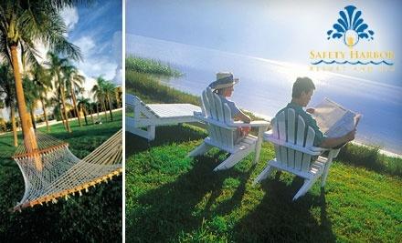 safety harbor resort spa in safety harbor florida groupon. Black Bedroom Furniture Sets. Home Design Ideas
