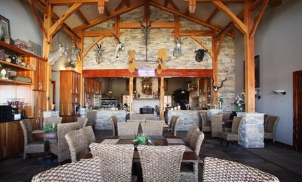 1-Night Stay for Up to Four in a Tent - Serengeti Resort in Bergheim