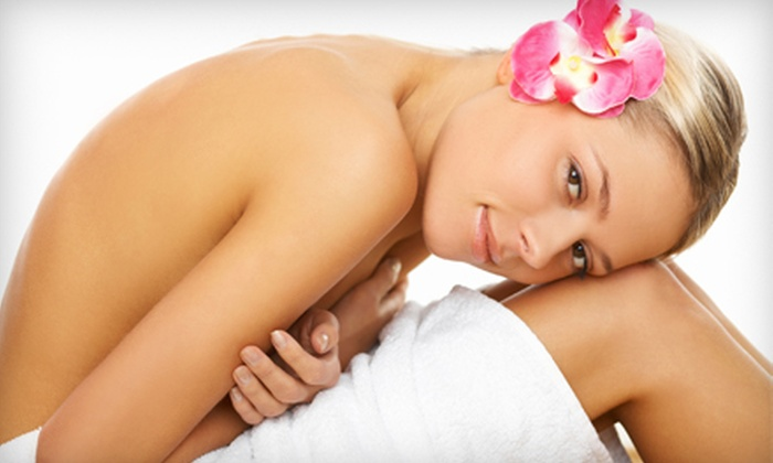 A Relaxed You Chicago - Multiple Locations: Aromatherapy Massage Package or Calming Spa Experience at A Relaxed You Day Spa in Palos Heights or Mount Greenwood