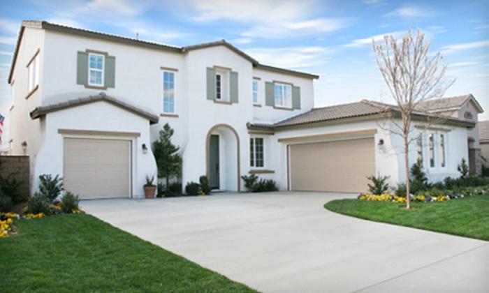 Reliant Lighting Service LLC - Eldridge - West Oaks: $1,999 for Concrete Overlay Service from Reliant Lighting Service LLC (Up to $4,000 Value)