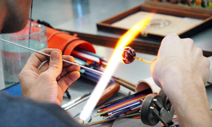 Workhouse Arts Center - Lorton: $67 for Introduction to Flameworked-Beads Class at Workhouse Arts Center in Lorton