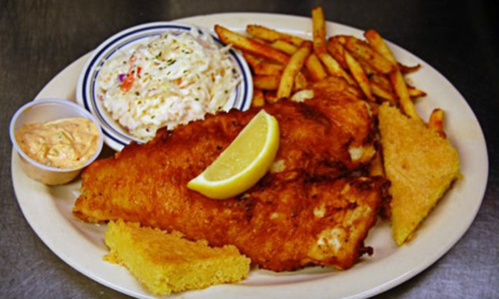 The Beale - Multiple Locations: New-Orleans Style Cuisine at The Beale (Up to Half Off). Two Options Available.