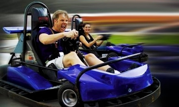 SpeedZone - Dallas: $20 for Two Hours of Unlimited Video Games, Mini Golf, and Racing at SpeedZone