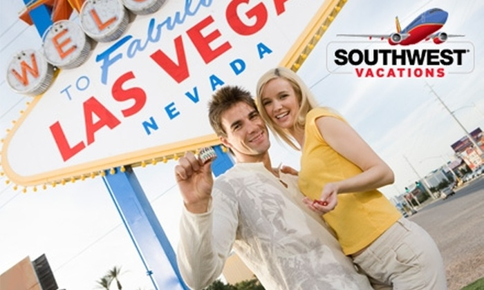Southwest Vacations: $50 for $100 Toward a Two-Night (Or More) Air-and-Hotel Vacation Package with Southwest Airlines Vacations