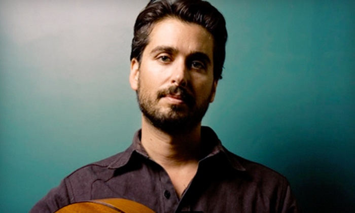 Peter Elkas - Byward Market - Parliament Hill: $25 for Two Tickets to See Peter Elkas at the National Arts Centre on March 16 at 7:30 p.m. ($50 Value)