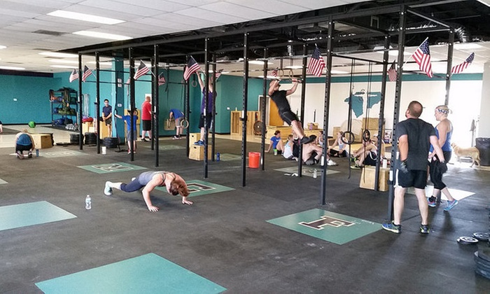 Fort Mill CrossFit - Charlotte: Four Weeks of Unlimited CrossFit Classes at Fort Mill CrossFit (70% Off)