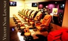 The Velvet Nail Lounge - South John R Road: $25 for a Silver Mani-Pedi or $49 for an Age Smart Facial at Velvet Nail Lounge in Troy