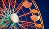Magical Midways Inc. - Multiple Locations: Carnival Day for Two or Four with Unlimited Rides and $10 or $20 Worth of Concessions at Magical Midways (Up to 65% Off)