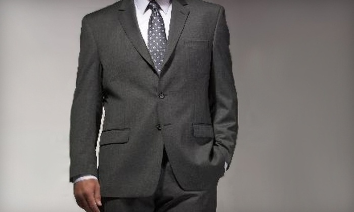 Ben Duvall Menswear - Huber Heights: $125 for an Accessories Package (Up to $249.95 Value) or $600 for a Suit Package (Up to $1,220 Value) at Ben Duvall Menswear
