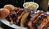 Up in Smoke Pit BBQ - Tallahassee: Barbecue Fare and Drinks at Up in Smoke Pit BBQ (Half Off). Two Options Available.