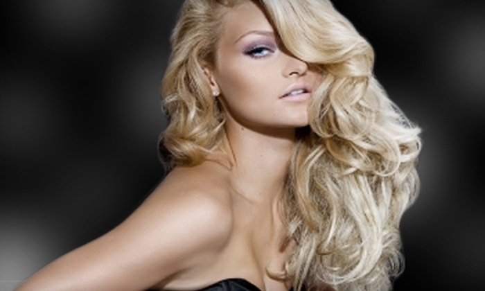 Allure Hair Studio - Blackburn: $50 for Haircut and Highlight at Allure Hair Studio in Independence ($105 Value)