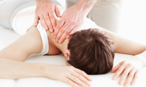 Family Chiropractic Wellness Center: $69 for a Consult with a Massage and a Follow-Up with an Adjustment at Family Chiropractic Wellness Center ($255 Value)