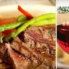 Half Off French Cuisine at Aggie Martin