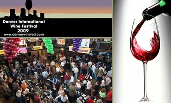 Wine Country Network, Inc.  - Lincoln Park: $50 for Admission to Grand Tasting of International Wines and Food on Friday, 11/13 ($75 Value)