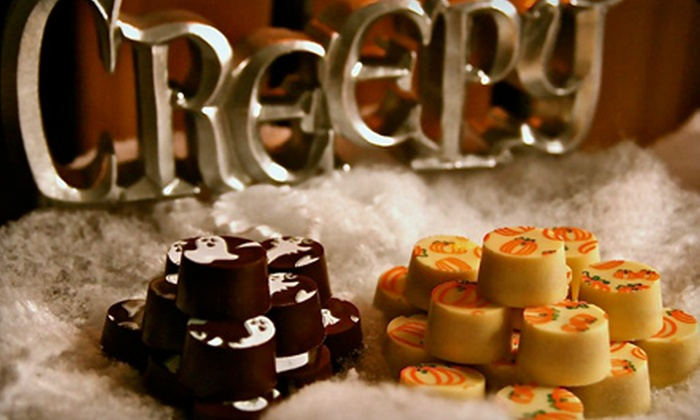 The Cocoa Palette - Tempe: $12 for $25 Worth of Gourmet Chocolates or a 25-Piece Truffle Collection at The Cocoa Palette in Tempe