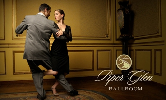 Piper Glen Ballroom - Rain Tree: $39 for One Month of Unlimited Group Dance Classes at Piper Glen Ballroom