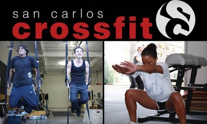 San Carlos CrossFit - San Carlos: $49 for One Month of Unlimited Classes at San Carlos CrossFit (up to $150 Value)
