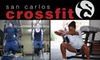Home Grown Cross Fit - San Carlos: $49 for One Month of Unlimited Classes at San Carlos CrossFit (up to $150 Value)