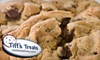 Tiff's Treats - Multiple Locations: $10 for $20 Worth of Fresh-Baked Cookies and More from Tiff's Treats