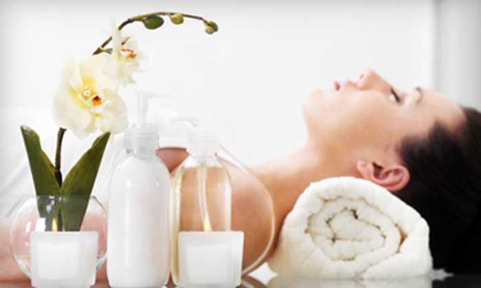 Valley Salon & Spa - Knoxville: Spa Services at Valley Salon & Spa. Choose Between Two Options.