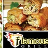 $5 for Barbecue Fare from Flamous Grill