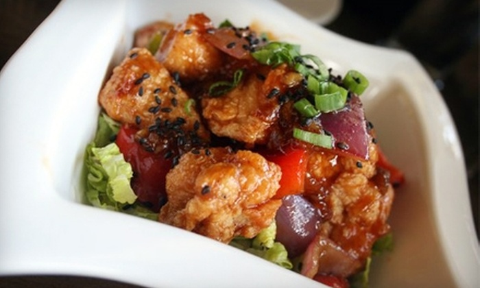 Kiki Tap & Eatery - Seattle: $10 for $20 Worth of Small Plates and Drinks at Kiki Tap & Eatery