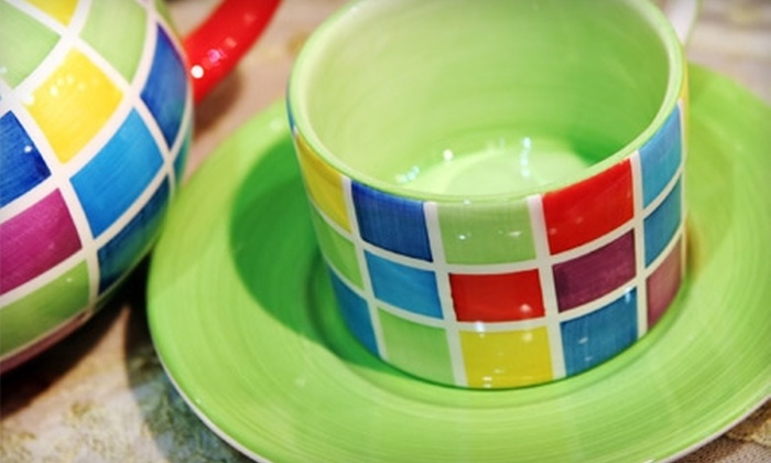 Creative Corner - Bellmore: $20 for $40 Worth of Walk-In Glass Fusing and Pottery Painting at Creative Corner in Bellmore