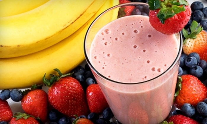Kanoe Cafe - Tipp City: $8 for $16 Worth of 16-ounce Smoothies at Kanoe Cafe