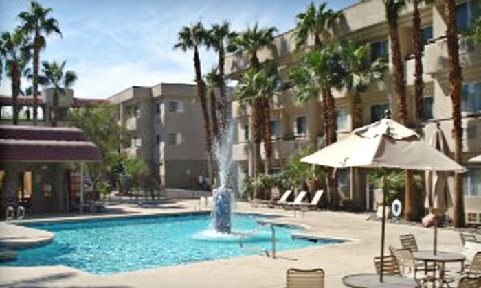 Ramada Las Vegas - The Strip: One-Night Weekday or Weekend Stay for Two in a King-Bed Suite at Ramada Las Vegas (51% Off)