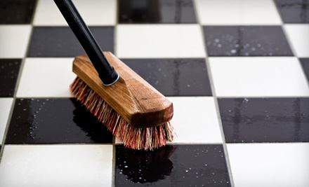 General Cleaning for a 2-Bedroom Home (a $118 value) - American Home Cleaning Services in