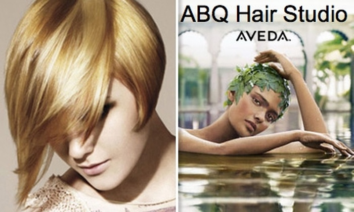 ABQ Hair Studio - Taylor Ranch: $25 for $50 Worth of Salon Services at ABQ Hair Studio