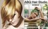 ABQ Hair Studio - Taylor Ranch: $25 for $50 Worth of Salon Services at ABQ Hair Studio