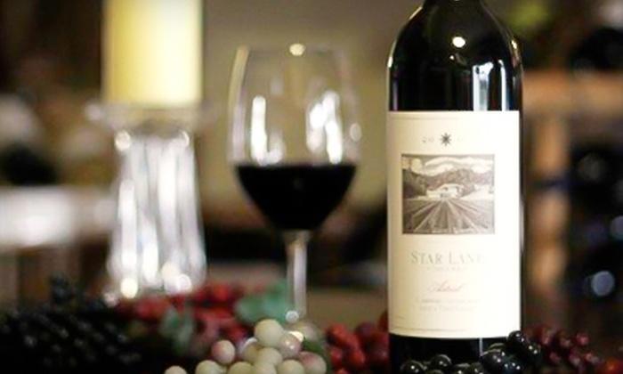 Wine Cellars: Uncorked - Eustis: $15 for $30 Worth of Wine and Light Bistro Fare at Wine Cellars: Uncorked in Eustis