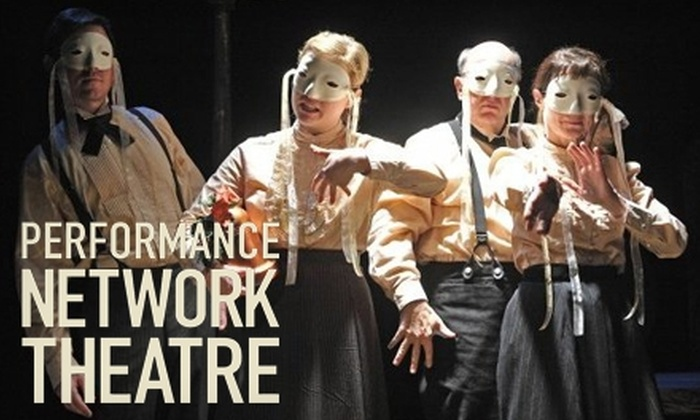 Series Pass for Five-Show Preview Series at Performance Network Theatre. Choose from Eight Options.