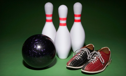 Spin-A-Pin Lanes: Two Games, Shoe Rentals, and Pizza for Two - Spin-A-Pin Lanes in Springfield